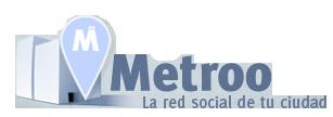 Metroo. La red social de tu ciudad