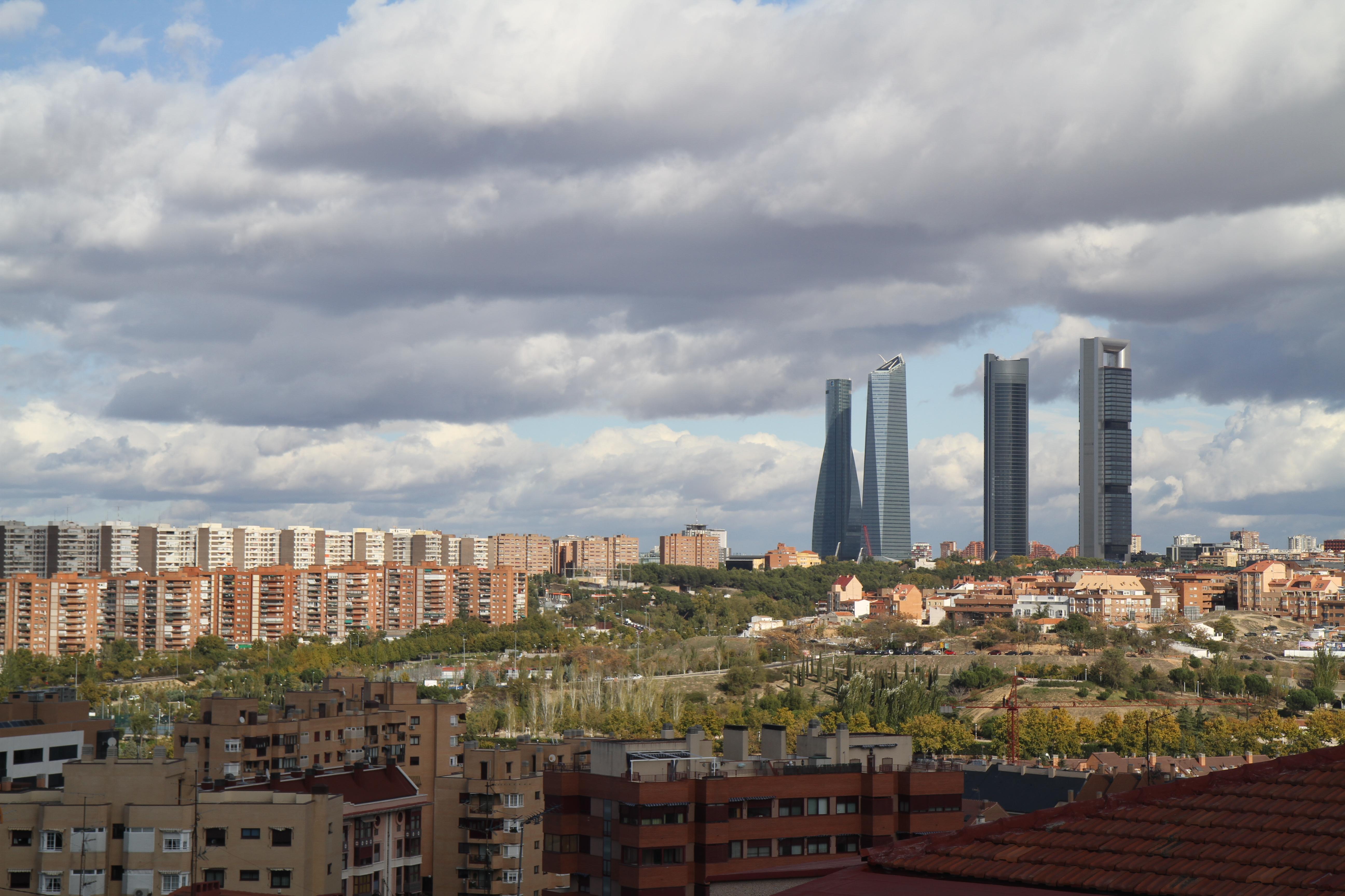 Metroo blog noticias y rankings de ciudades de espa a y for Oficinas del inss en madrid capital